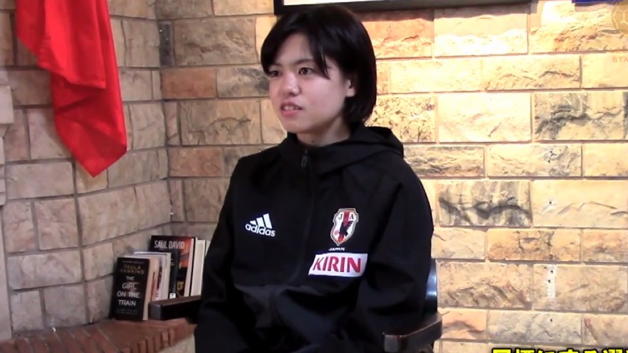 「次の世代に受け継いでいける選手になるために、責任と自覚を持ってプレイしたい」なでしこジャパン 長谷川選手コメント動画