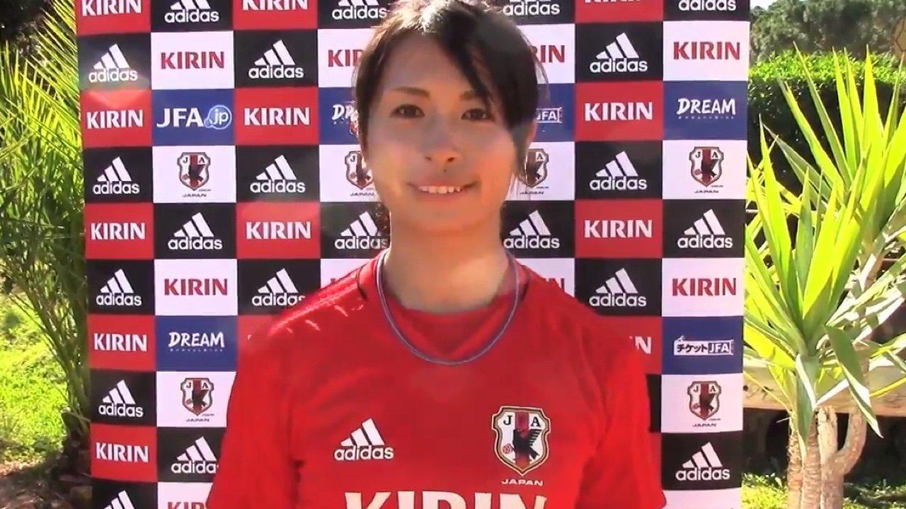 「課題はたくさんあるが、一つ一つできることを増やしていきたい」なでしこジャパン 鮫島選手コメント動画