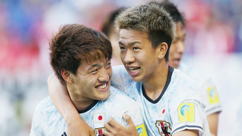 久保アシストの堂安逆転弾が炸裂、U-20日本代表が南アを破り10年ぶりのワールドカップ初戦を飾る