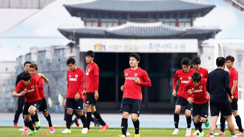 【現地取材動画】U-20日本代表、ウルグアイ戦前日練習 小川、中山、藤谷コメント