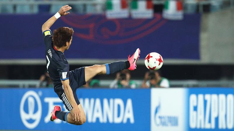 日本の決勝トーナメント進出確定!大阪の至宝・堂安律の2発でイタリア相手に狙い通りのドロー