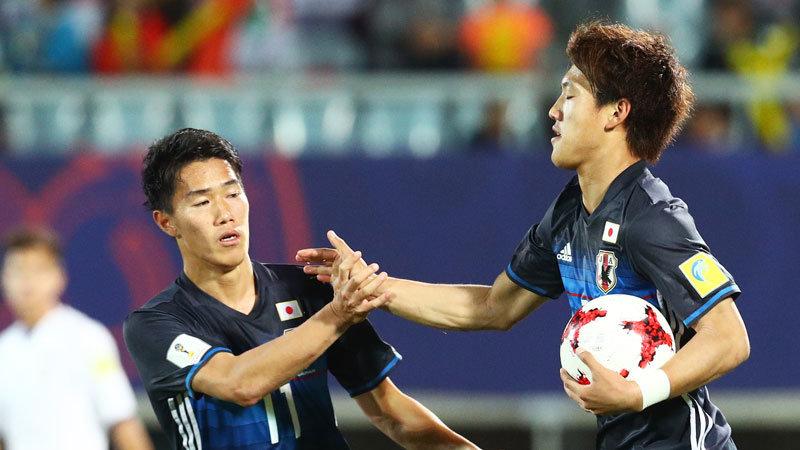 【現地取材動画】U-20日本代表、イタリア戦後取材 遠藤、杉岡、小川選手コメント