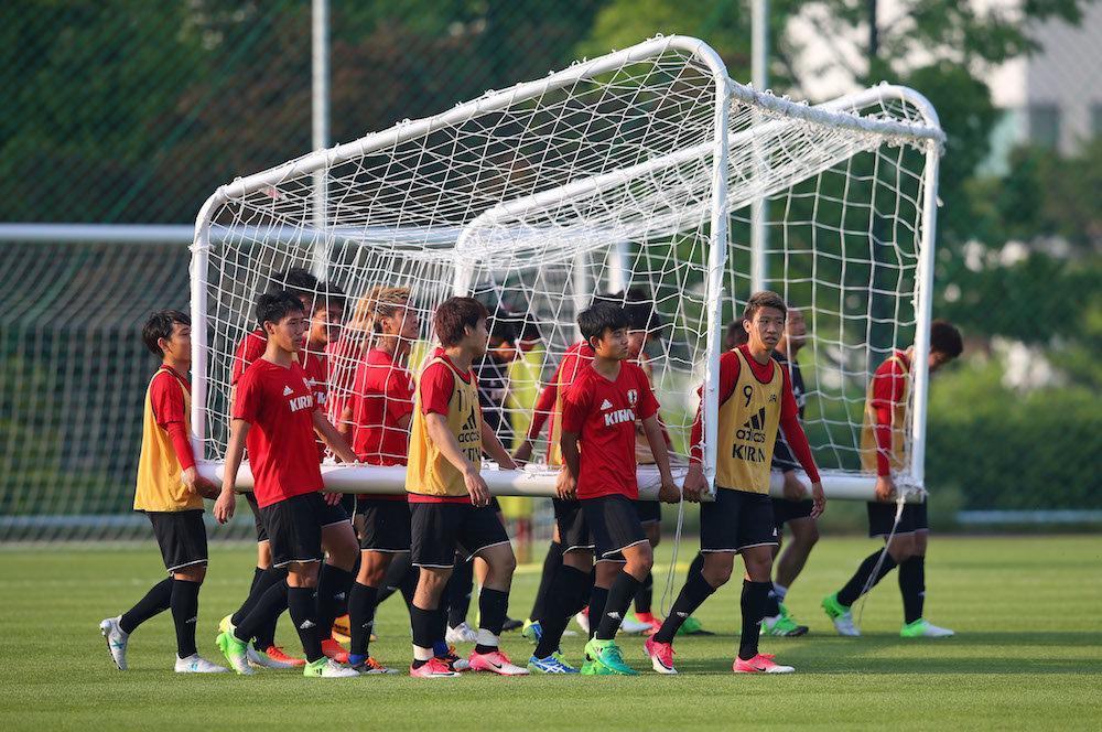 【現地取材動画】U-20日本代表、ベネズエラ戦前日練習 岩崎、三好、冨安選手コメント