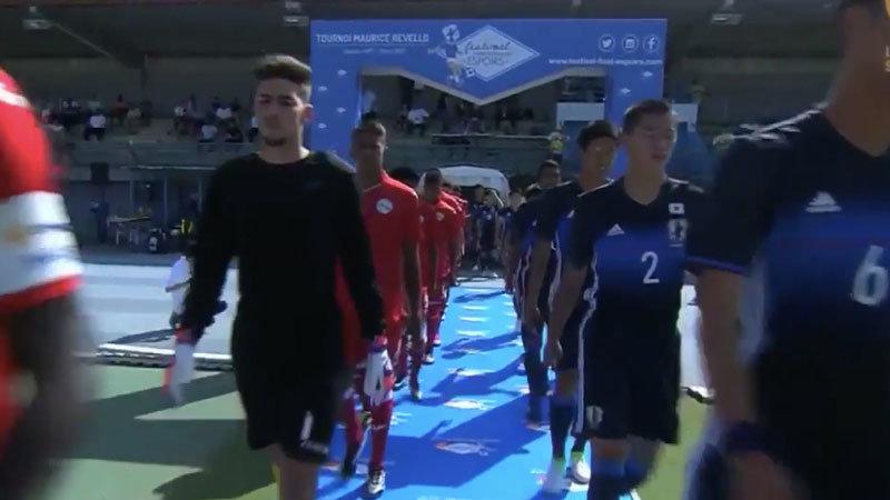 もう一つの『東京五輪世代』U-19日本代表は試合内容で圧倒しながらキューバ相手に引き分け、課題残す