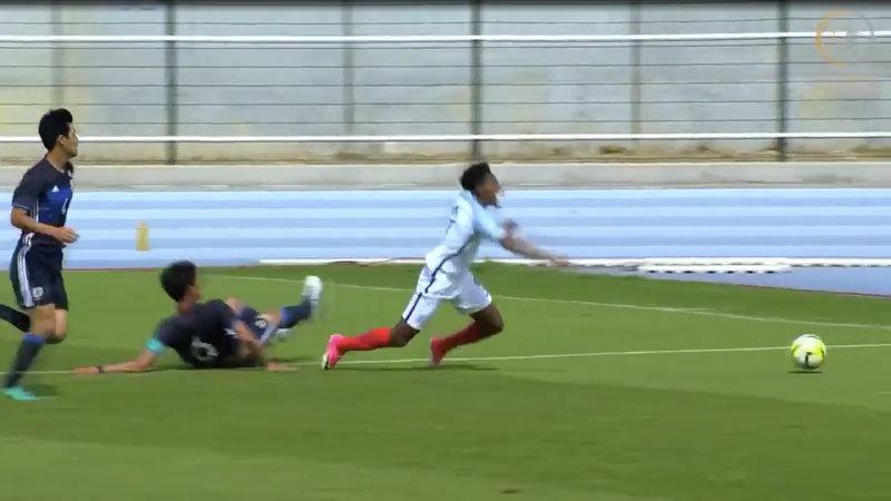 シュート数でイングランドを圧倒もPK2本で敗退、U-19日本代表は決定力不足に泣く