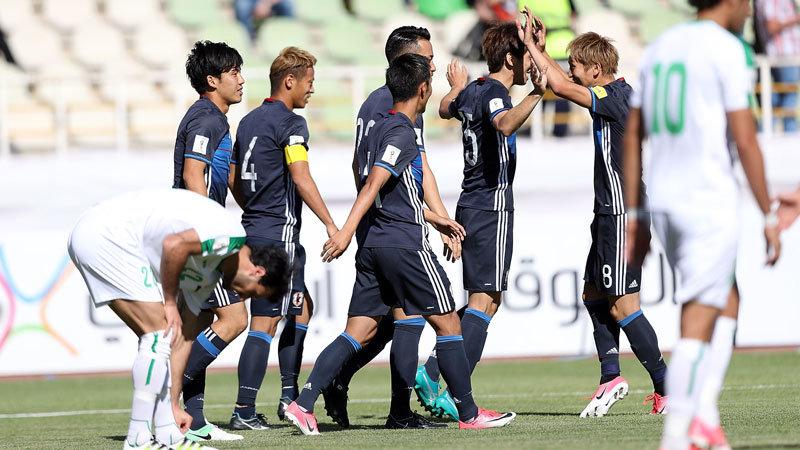 満身創痍のハリルジャパン、後半イラクに追いつかれるも勝点1をゲット、次節勝利でロシアW杯出場確定