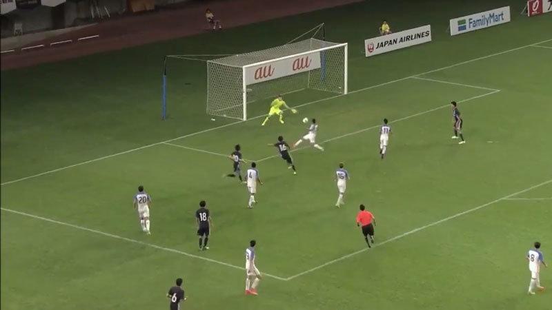 U-16日本代表、アメリカに鮮やかな逆転勝利、優勝に望みつなぐ