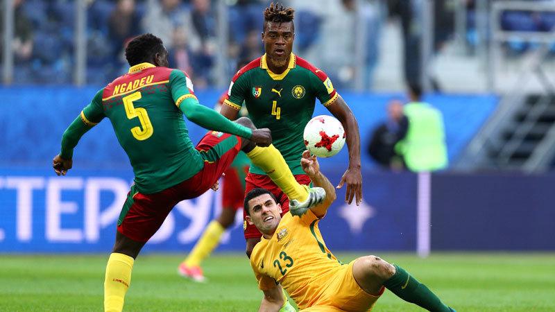 日本のライバル・オーストラリアは難敵カメルーンと勝点1を分け合う