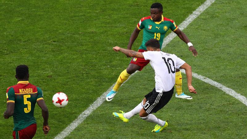 若きドイツがカメルーンに完勝し準決勝進出、次戦の相手は北中米の雄・メキシコに決定