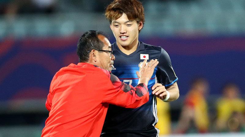 【川端暁彦のプレスバック】東京五輪に向けたサバイバルが続く、若き日本代表。オーバーエイジの活用法はいかに?