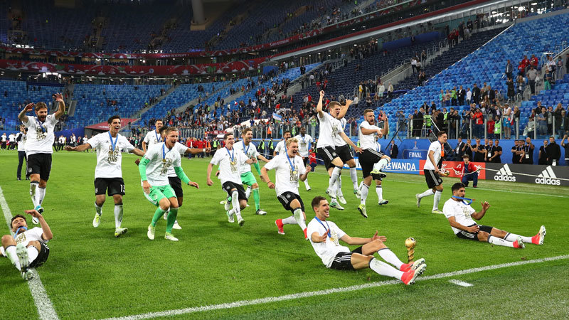 若手主体のドイツがチリの猛攻を振り切り優勝、W杯連覇に向けて万全