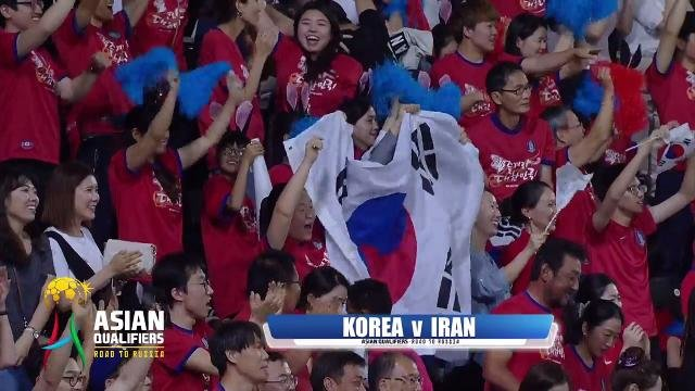 アジア最終予選 - ROAD TO RUSSIA  グループA展望 韓国代表9大会連続出場に黄信号?