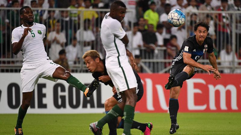 ハリルジャパン、アジア予選最終戦を飾れず。サウジアラビア相手に課題残す敗戦