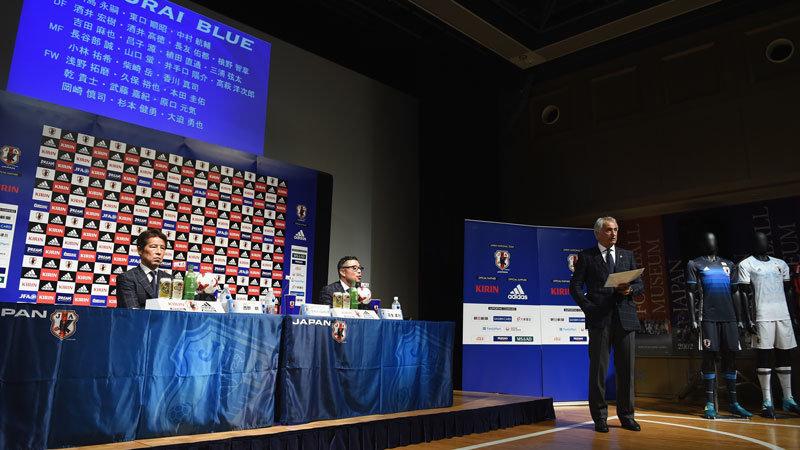【清水英斗の世界基準のジャパン目線】 オーストラリア戦で勝点3を奪うため、理に適ったハリルホジッチのメンバー選考