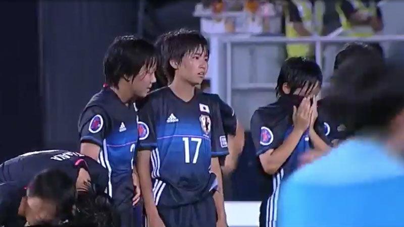 リトルなでしこ、押し気味に進めた韓国戦をPK戦で落とす...U-17W杯出場権は中国との3位決定戦に持ち越し