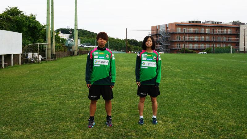 名門ベレーザの血統を受け継ぐ二人は「東京五輪の先」を見ている