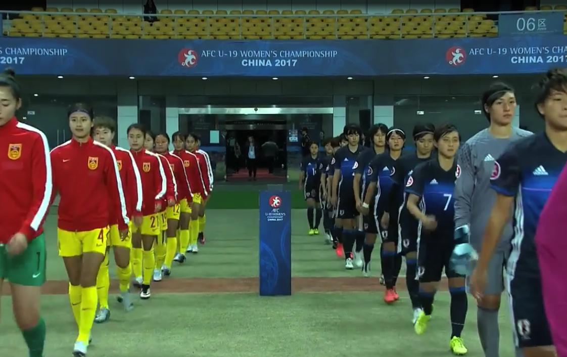 ヤングなでしこW杯出場権獲得!宮澤ひなたの2ゴール含む大量5得点で中国を粉砕、北朝鮮の待つ決勝へ