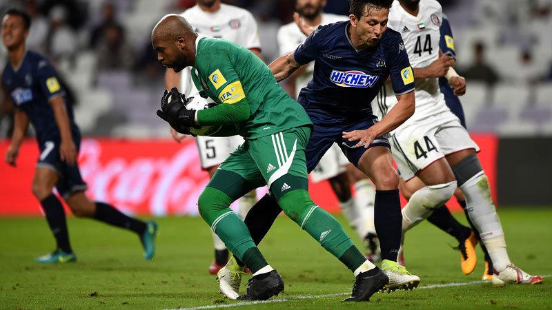 オセアニア覇者の猛攻を凌ぎきった開催国王者アル・ジャジーラが浦和レッズへの挑戦権を勝ち取る