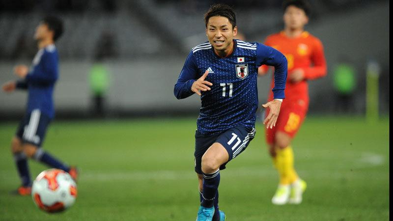 【ハイライト動画】小林悠、昌子源の代表初ゴールでハリルジャパンが中国に勝利、最終節韓国戦引き分け以上で優勝