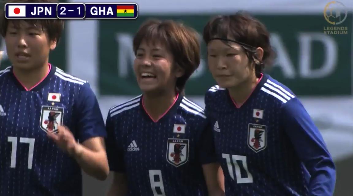 【ハイライト動画】なでしこジャパン、W杯アジア最終予選壮行試合は7発快勝!川澄もアシストで貢献