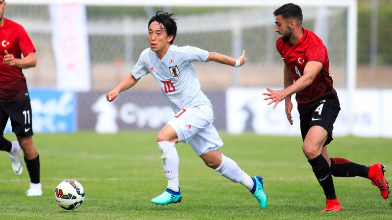【ハイライト動画】U-21日本代表、トルコにミスから痛恨の逆転負けで決勝進出に暗雲