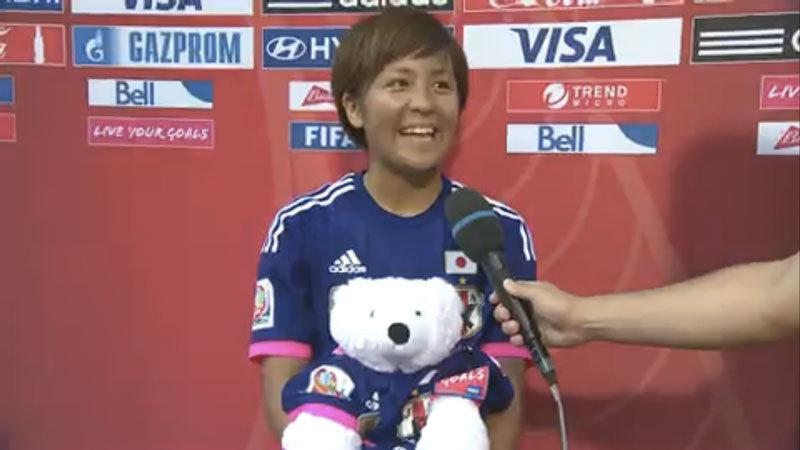 「日本は研究されていた。凄く手こずった」