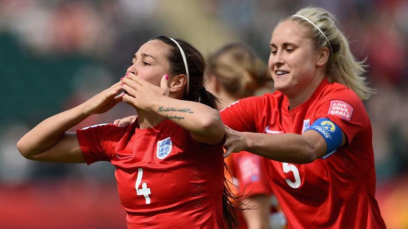 イングランドが延長でドイツを退け、初の3位に