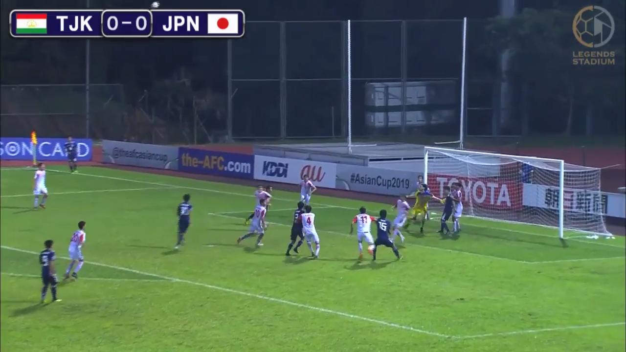 U-16日本代表、専守防衛のタジキスタンを崩しきれずスコアレスドロー...決勝T進出決定は3戦目に持ち越し