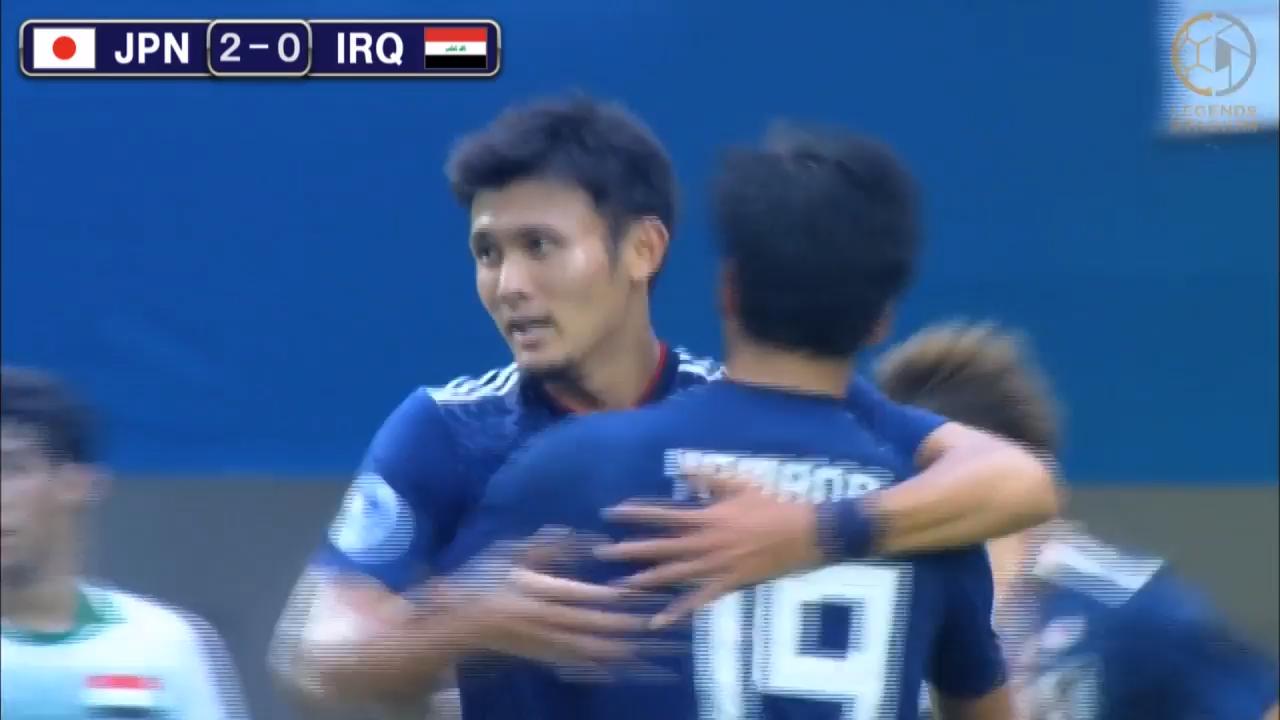控えメンバー中心のU-19日本代表がイラクを一蹴、U-20W杯出場権獲得に向けて盤石ぶりをアピール