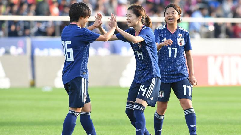 FW籾木結花「長谷川選手がボールを持つと、欲しいタイミング、場所に必ずパスを出してくれる」