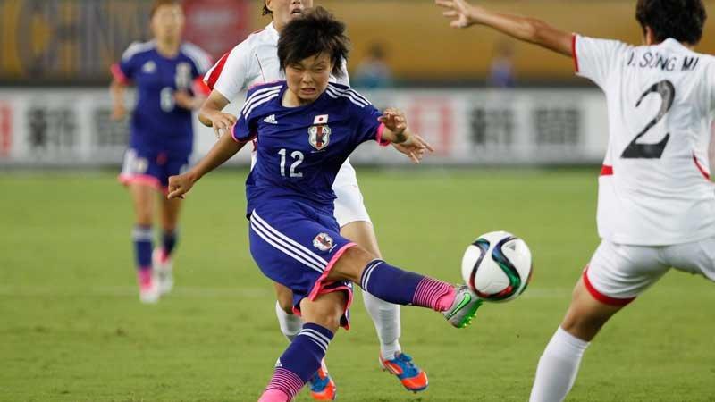 激戦区、攻撃的MFのポジション争いに名乗りをあげた増矢理花と杉田亜未
