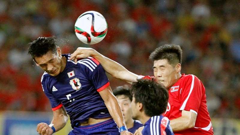 遠藤アシスト&武藤ゴールも北朝鮮に逆転負け。日本、痛い敗戦。