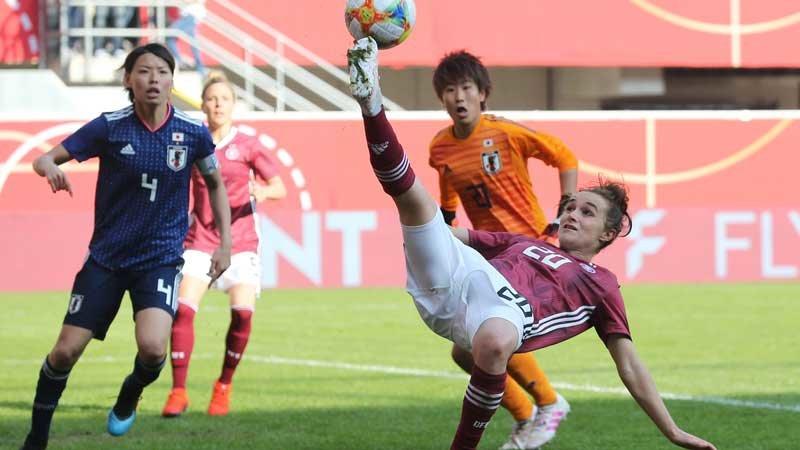女子W杯メンバー発表前ラストマッチ・なでしこは強豪ドイツに引き分ける