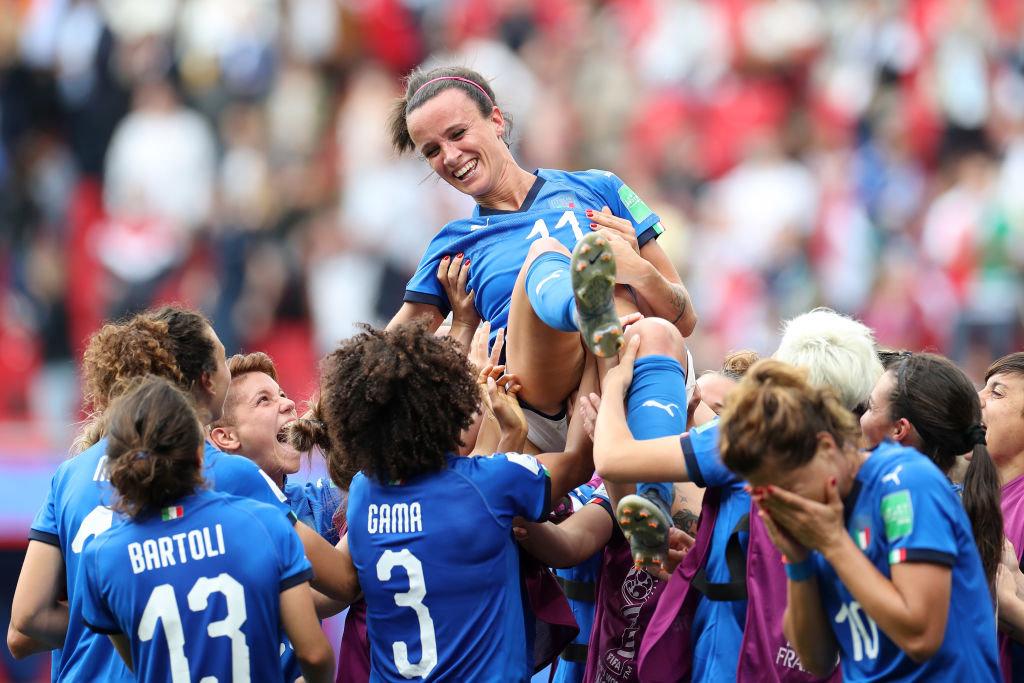 オーストラリア先制も、イタリアが後半ロスタイムに逆転勝ち【FIFA女子ワールドカップ - グループC第1節 ハイライト動画】
