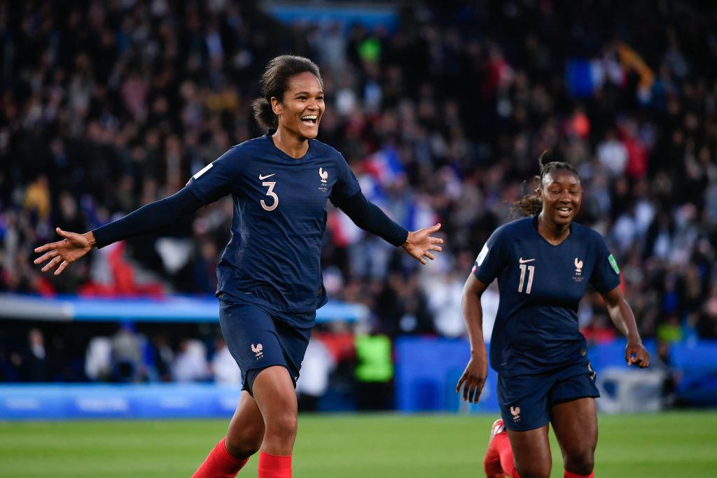 開催国フランスが韓国を4-0で圧倒!【FIFA女子ワールドカップ開幕戦 - グループA 第1節 ハイライト動画】