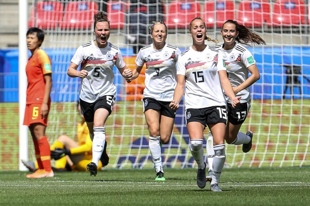 強豪ドイツ、王座奪還へ白星発進!中国相手に完封勝利【FIFA女子ワールドカップ - グループB 第1節 ハイライト動画】