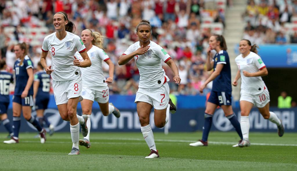 日本同組、前回大会3位のイングランドがスコットランドとの英国対決を制す【FIFA女子ワールドカップ - グループD 第1節 ハイライト動画】