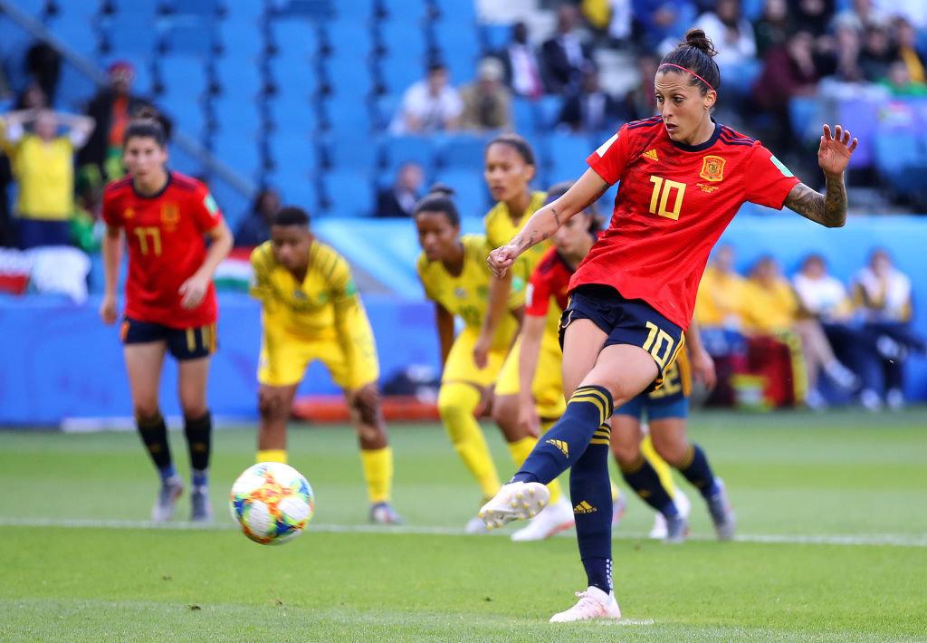 初出場南アフリカ、先制するもスペインに逆転負け【FIFA女子ワールドカップ - グループB 第1節 ハイライト動画】