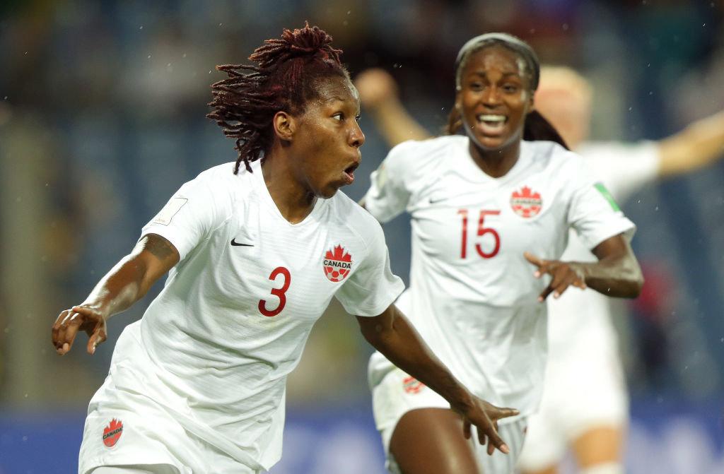 FIFAランク5位のカナダ、カメルーンに完封勝利し盤石のスタート【FIFA女子ワールドカップ - グループE 第1節 ハイライト動画】