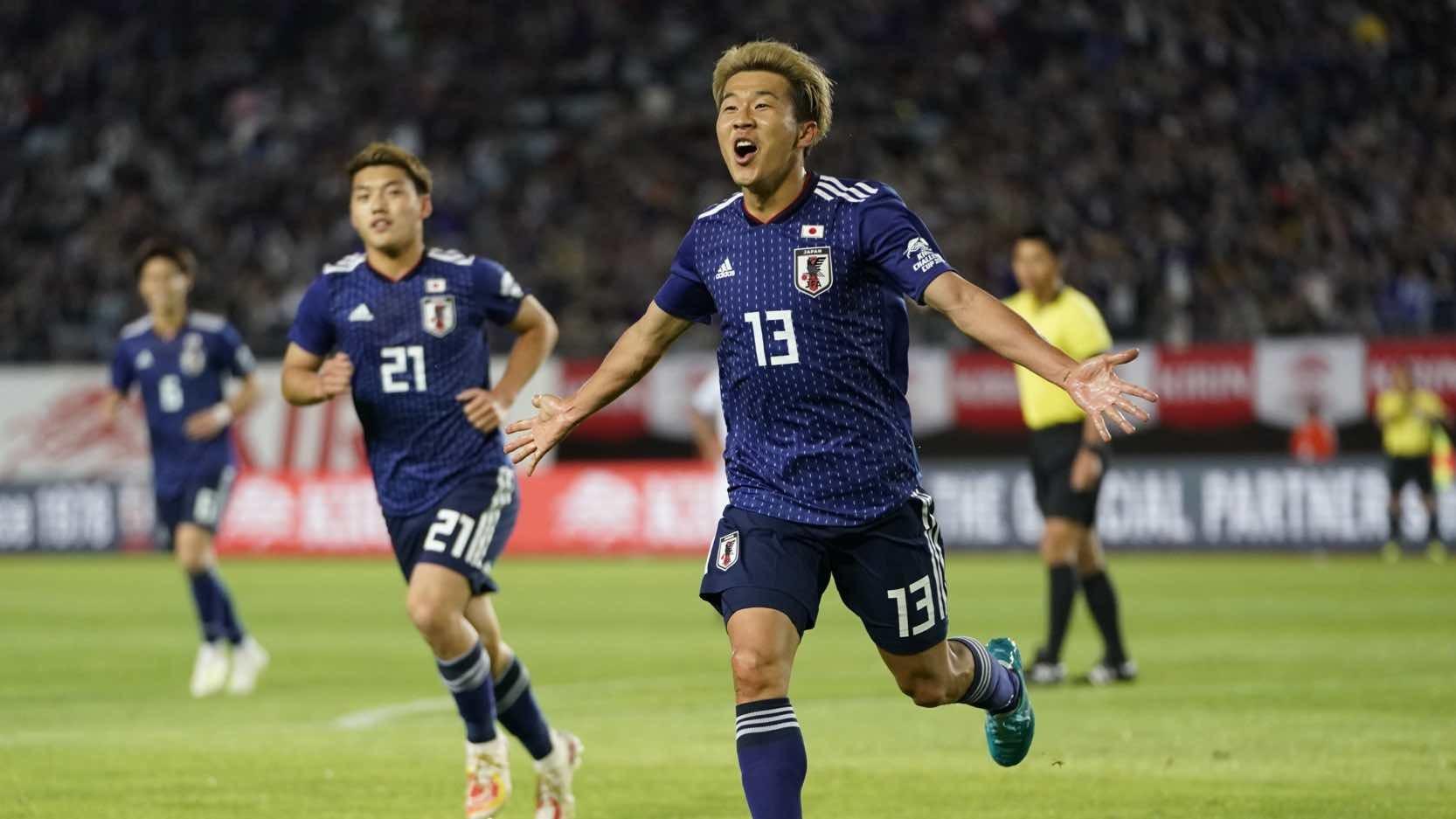 永井2得点!日本がエルサルバドルに快勝、久保は代表デビュー戦で好プレー見せる