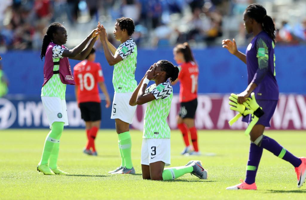 ナイジェリアが韓国を下し、今大会初勝利。韓国のGL突破は窮地に...【FIFA 女子ワールドカップ - グループA第2節 ハイライト動画】