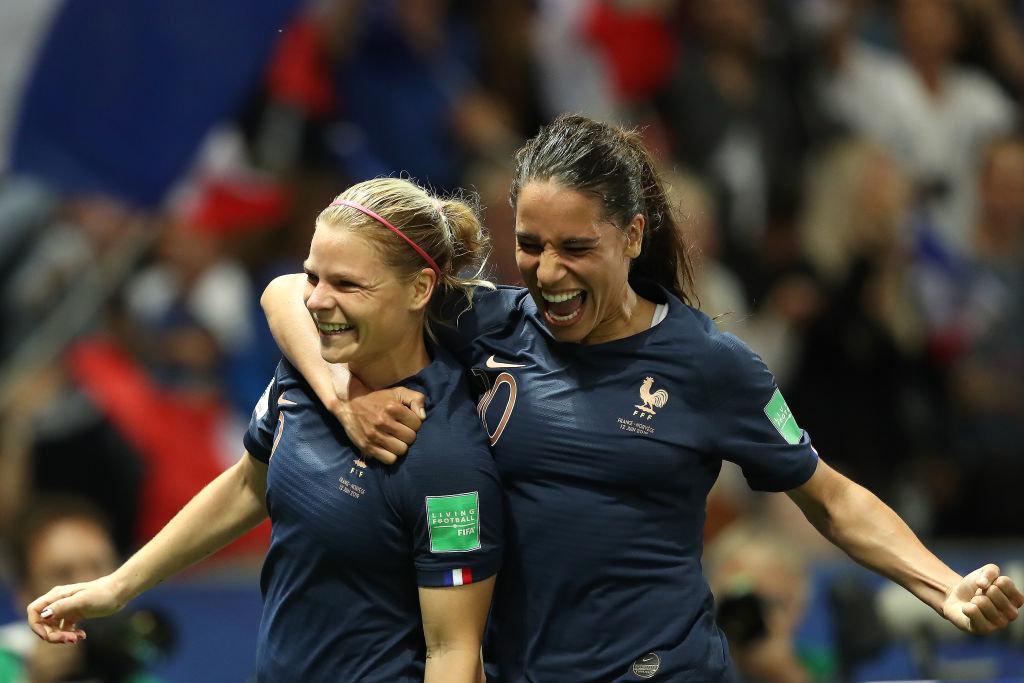 開催国フランスがノルウェーを2-1で下し2連勝!GL突破を確実に【FIFA 女子ワールドカップ - グループA第2節 ハイライト動画】