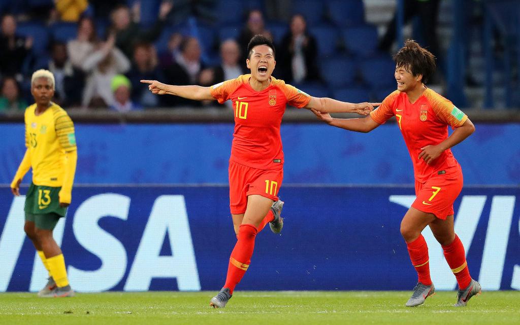 初戦黒星同士の対決、中国が1点を守りきり南アフリカを下す!【FIFA 女子ワールドカップ - グループB第2節 ハイライト動画】