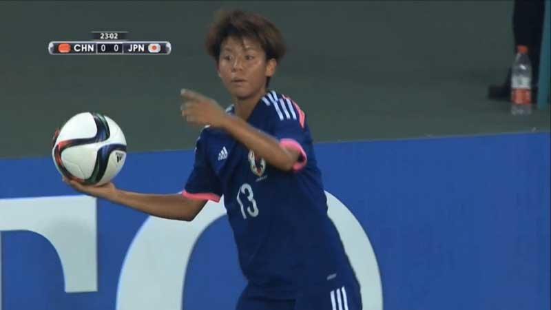 高い潜在能力を発揮、ポリバレントな選手に成長した京川舞