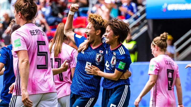 岩渕先制弾、菅澤決勝PK弾で日本がスコットランドに勝利、決勝Tへ大きく前進
