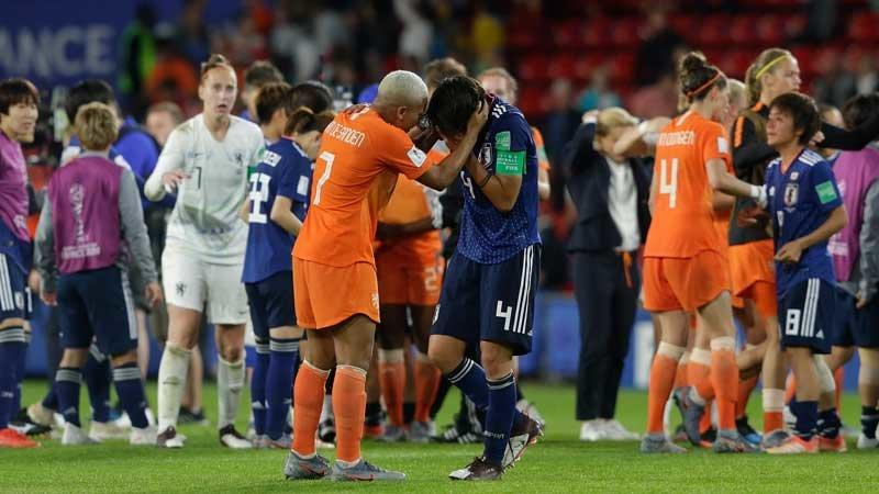 なでしこ、主導権を握りながら終了間際に痛恨のPK...オランダに敗れ16強で終戦