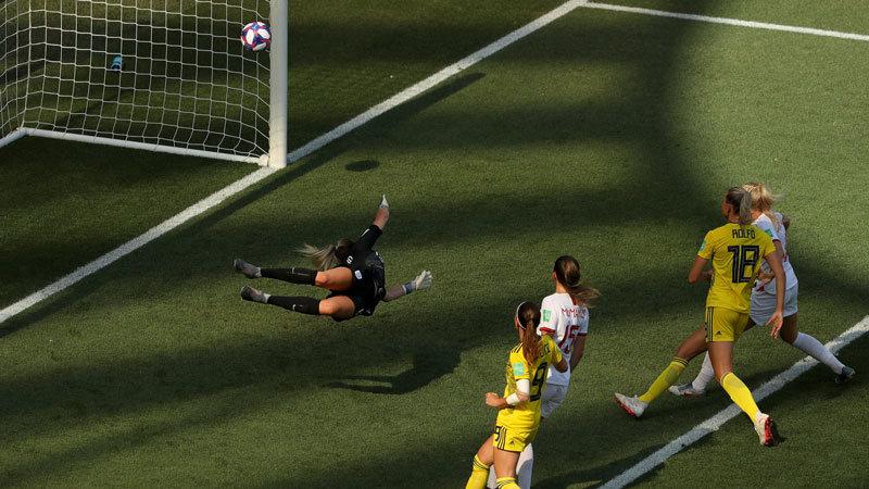 女子W杯:スウェーデンが強豪イングランドに競り勝ち、2大会ぶり3度目の3位に輝く