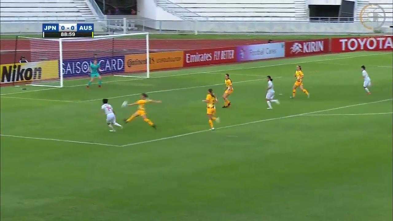 U-17W杯出場を目指すリトルなでしこ、アジア予選初戦は強豪オーストラリアに0-0ドロー