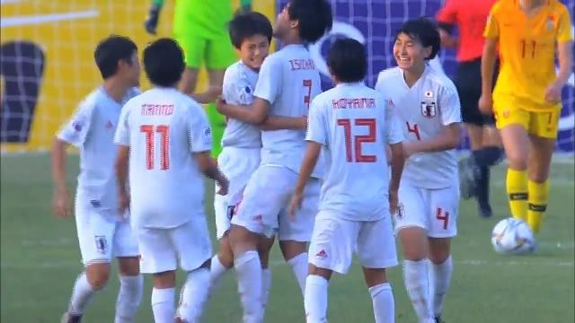 リトルなでしこ、中国を破りU-17女子W杯出場権を獲得!アジア王座をかけて北朝鮮との決勝へ