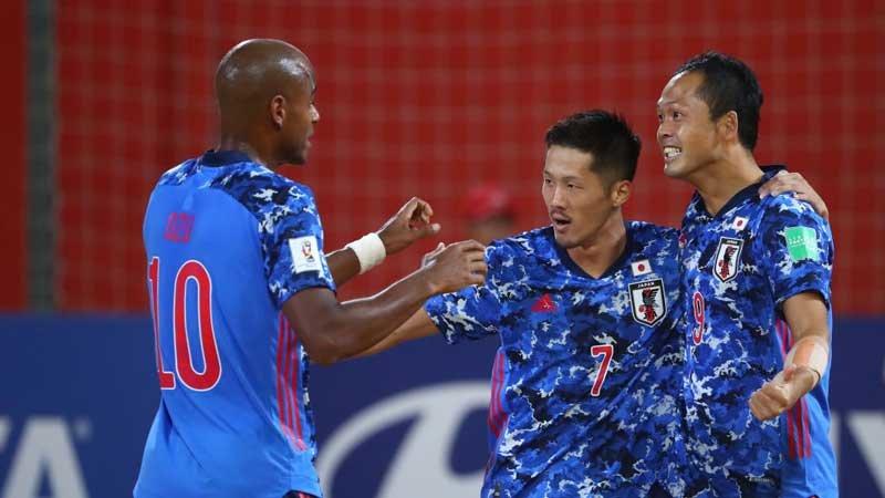 ビーチ日本代表、3ゴールで古豪ウルグアイを撃破しベスト4進出!